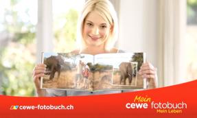 Cewe Fotobuch Sommer